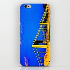 The 3 Sisters Bridges iPhone & iPod Skin