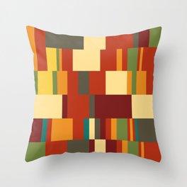 Songbird October Throw Pillow