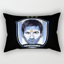 Messi Rectangular Pillow