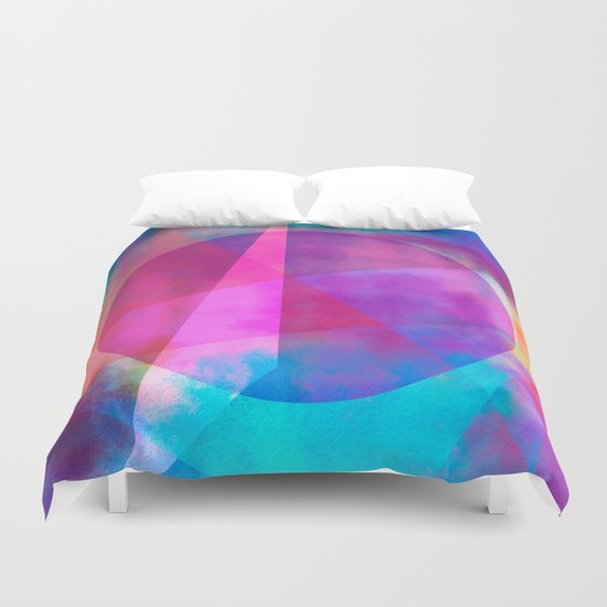 Abstract 04 Duvet Cover