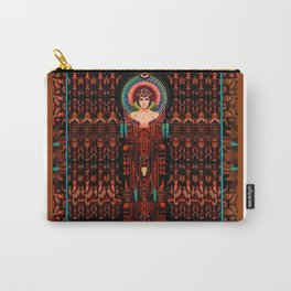 METROPOLIS-AGE OF MACHINES Carry-All Pouch