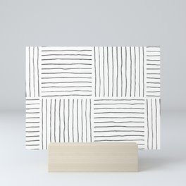 Stripes Mini Art Print