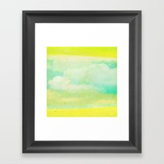 LOMO No. 14 Framed Art Print