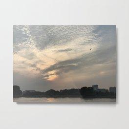 Magical sky Metal Print