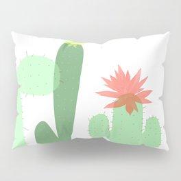 Opaque Cactus Pillow Sham