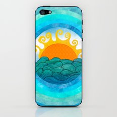A Happy Day iPhone & iPod Skin