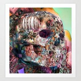 Elemantalism Art Print