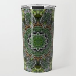 Green Queen Travel Mug