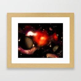 IBERIA - 061 Framed Art Print