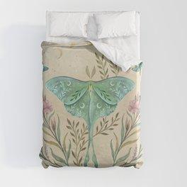 Luna and Forester - Oriental Vintage Duvet Cover
