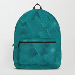 A Soothing Soft Sea Green Backpack