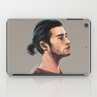 zen iPad Cases featuring Zen by Rosketch