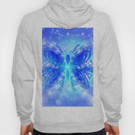 Butterfly Abstract G539 Hoody