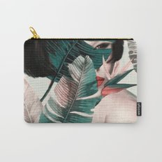 Behid the Leafes Carry-All Pouch