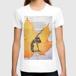 The LAw of Karma Yoga Book T-shirt