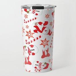 A Little Bit Of Christmas Travel Mug