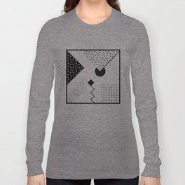 RETROMETRIA MONO 1 Long Sleeve T-shirt
