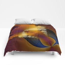 Spillage Comforters