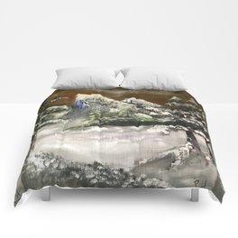 Untitled Imagination 1 Comforters