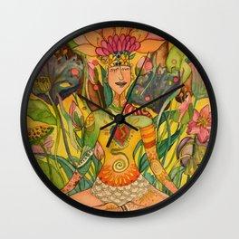 Sending Love Wall Clock