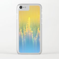 Reversible Space / Imagiary Cities 19-02-17 Clear iPhone Case
