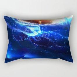 Endless Sea Rectangular Pillow