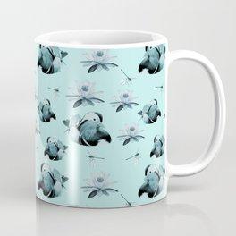Blue Ducks Coffee Mug