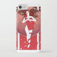 mars iPhone & iPod Cases featuring Mars by Andrew Mark Hunter