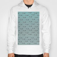 planes Hoodies featuring Planes by Oscar Lagunah