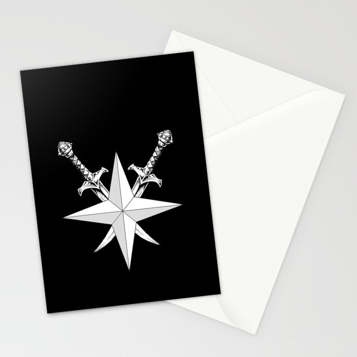 The Eldritch Trickster Stationery Cards