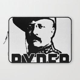 RUFF RYDER THEODORE ROOSEVELT T-SHIRT Laptop Sleeve
