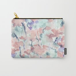 Divine Feminine Pale Coral Carry-All Pouch