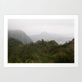 Hawaii Kai  Art Print