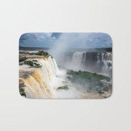 iguazu falls Bath Mat
