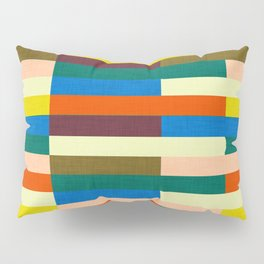 kilim Autumn Colors Pillow Sham