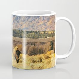 Wild Buffalo Coffee Mug