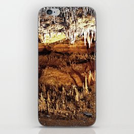 Cave Photography iPhone Skin