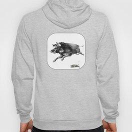 Running Boar Hoody