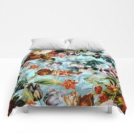 SUMMER BOTANICAL VI Comforters
