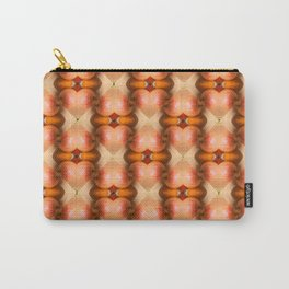 Abstract Apple pattern modern design Carry-All Pouch