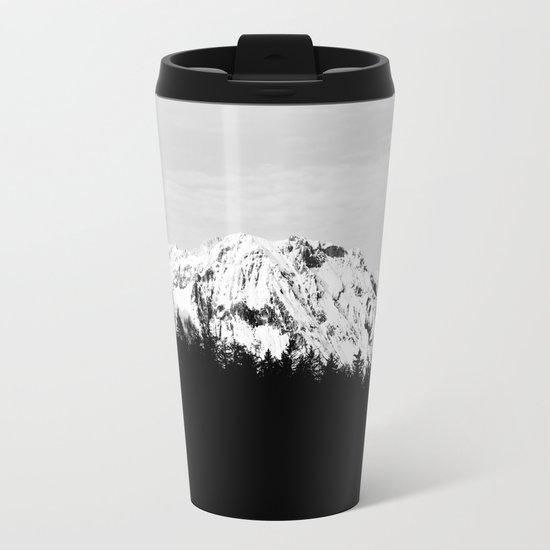 Mountain Top Metal Travel Mug