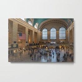 Grand Central Station, New York Metal Print