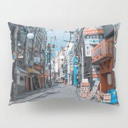 Street in Japan Pillow Sham