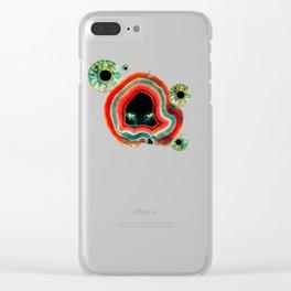 Vendetta Clear iPhone Case