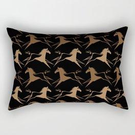 Horse Nation Rectangular Pillow
