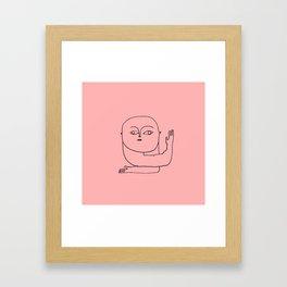 protection II Framed Art Print