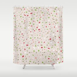 Terrazzo AFE_T2019_S3_14 Shower Curtain