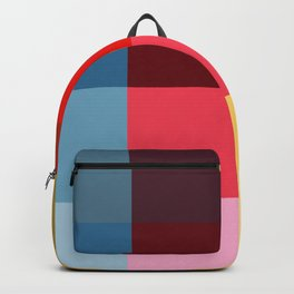 Chromatic squares Backpack