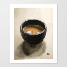 Espresso at Vaquero Coffee Canvas Print