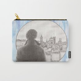 Sherlock's London Carry-All Pouch